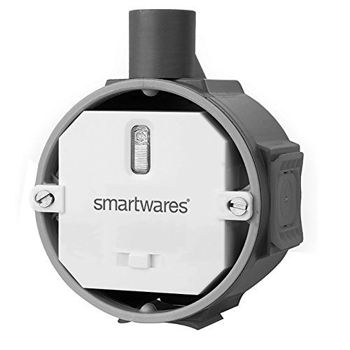 Smart Home Funk smartwares smarthome funk einbauschalter 1000 w sh5 rbs https