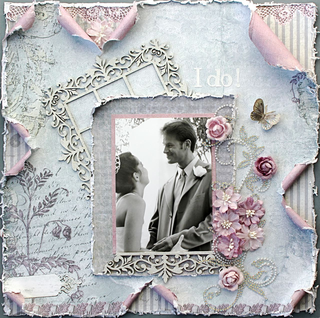 I Ve Created Another Dt Layout Using The Oh So Versatile May Chic Swirlydoos Kit Just Love Donna Salazar Botanique Papers To Dea