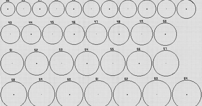Best 3  Minecraft Circle Template Download PDF You Calendars https