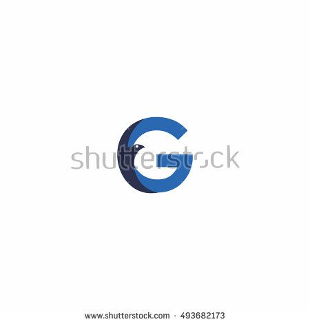G initial logo and eagle logo | Logos and Letters | Pinterest | Logos