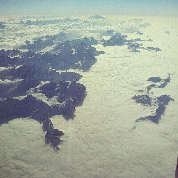 #alps front the #plane - i'm coming #home
