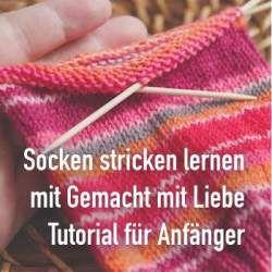 Photo of Stricken mit den Doppelspitznadeln – Praktische Tipps für Anfänger – Mit Liebe gemacht …