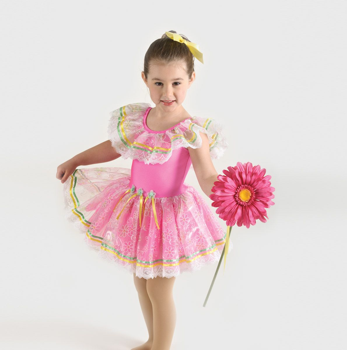 Little Miss Daisy Victoria Danceweardance Recital Costume Tutu
