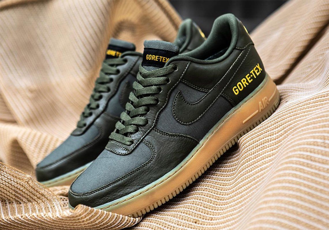 Where to Buy the Nike Air Force 1 GORE TEX</p>                     					</div> 					<!--bof Product URL --> 										<!--eof Product URL --> 					<!--bof Quantity Discounts table --> 											<!--eof Quantity Discounts table --> 				</div> 			</dd> 									<dt class=