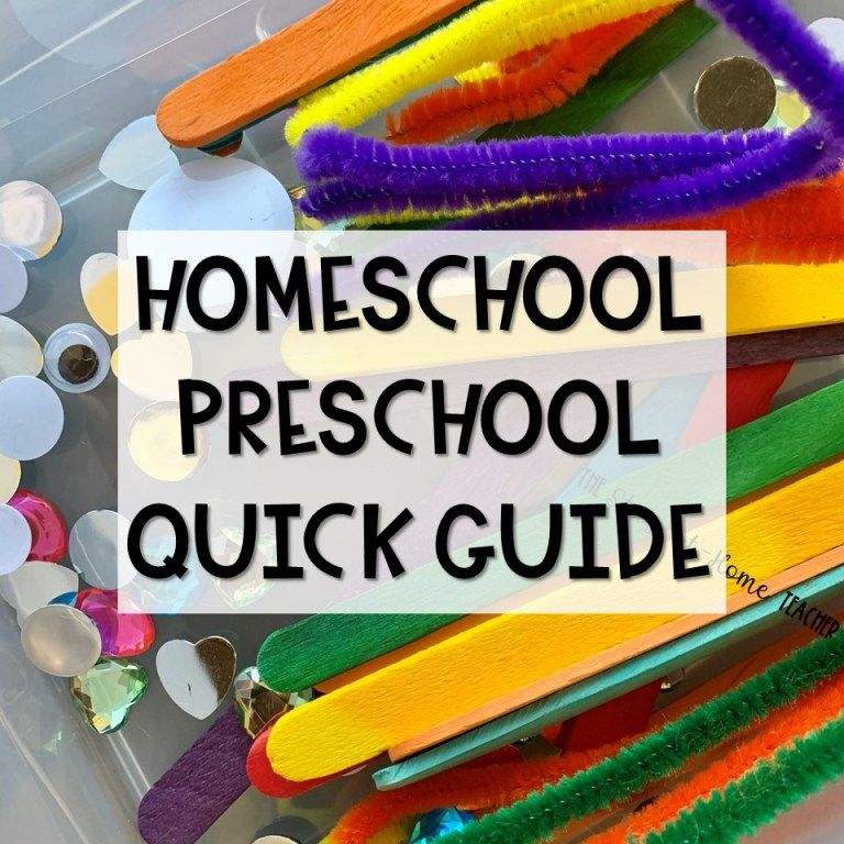 Photo of April Preschool Plans for 2-3 Year Olds | The Stay-at-Home Teacher