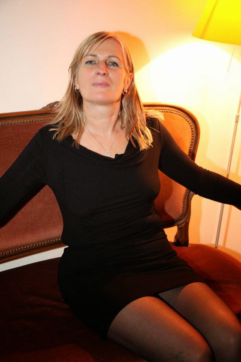 Milf Blonde Secretary Anal