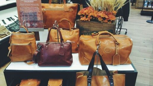 Harvest bag display