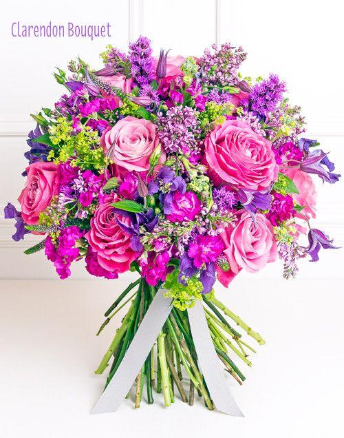 Stunning bouquets in Philippa Craddock Flowers\' 2014 Valentine\'s ...