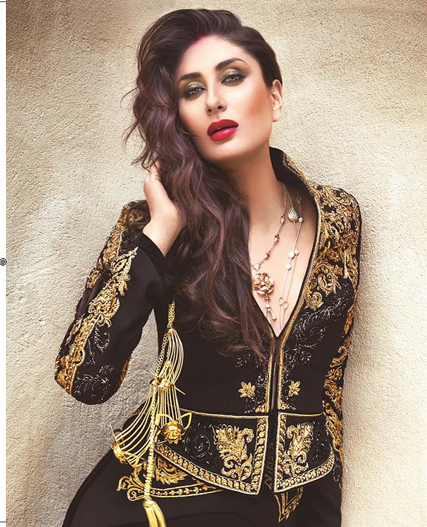 Bollywood, Tollywood & Más: Kareena kapoor Harper's bazaar bride