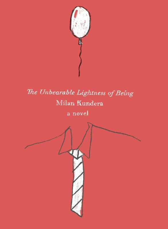 The unbearable lightness of being by milan kundera pinterest the unbearable lightness of being by milan kundera 17 books to read after you graduate high school fandeluxe Image collections