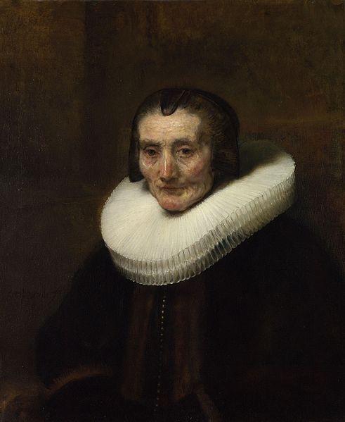 Margaretha de Geer, wife of Jacob Trip