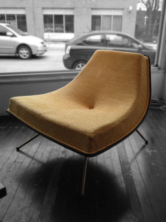 C Late 1940s Winnipeg Chair Aka Canadian Coconut Chair