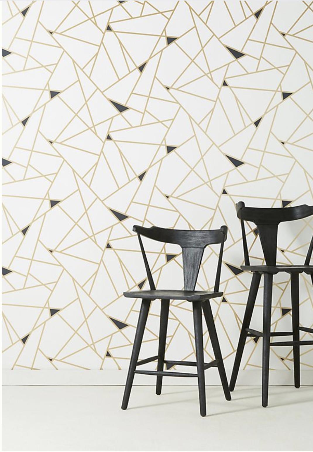 Geo Mosaic Wallpaper Mosaic Wallpaper Geometric Wallp