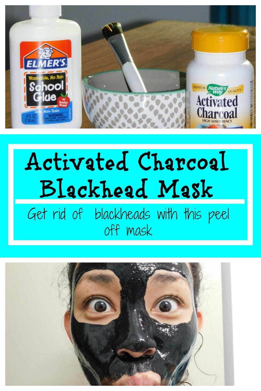 black recipes Facial heads mask