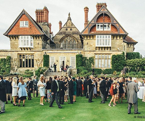 west sussex country house wedding venue cowdray house