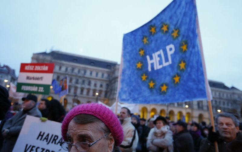 82 Hungarian Politics Ideas Hungarian Politics Tax Protest