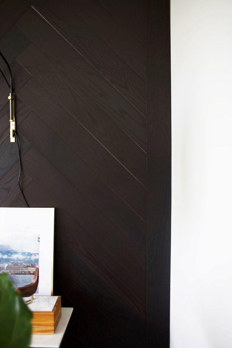 Wohnideen Zum Selbermachen Für Wandverkleidung In 6 Schritten Diy
