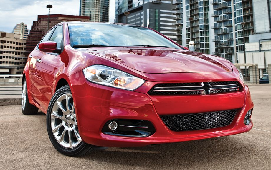 Dodge Dart Lease >> 2013 Dodge Dart All New Compact That S Everything But