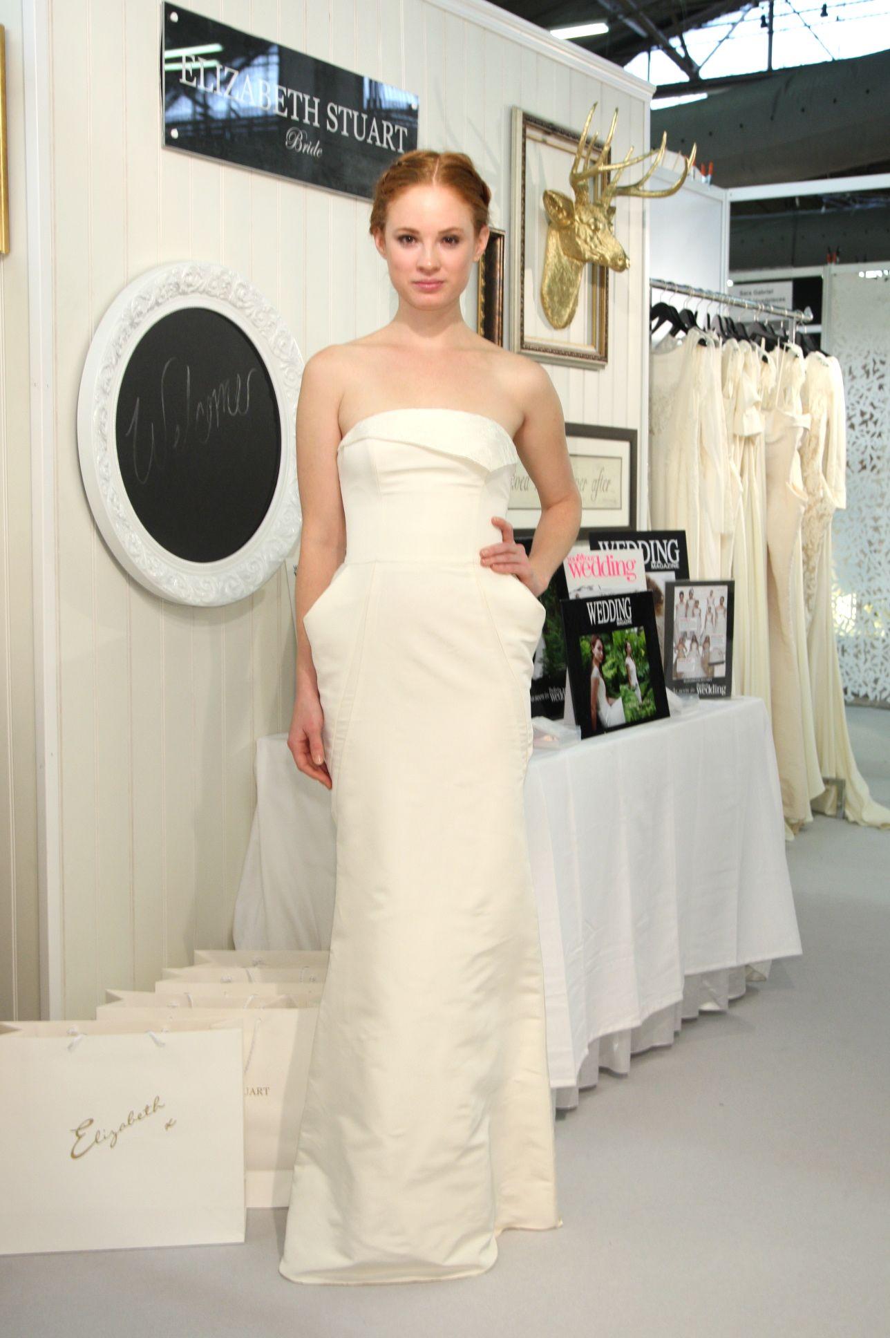 Elizabeth stuart wedding dresses fall high fashion bride