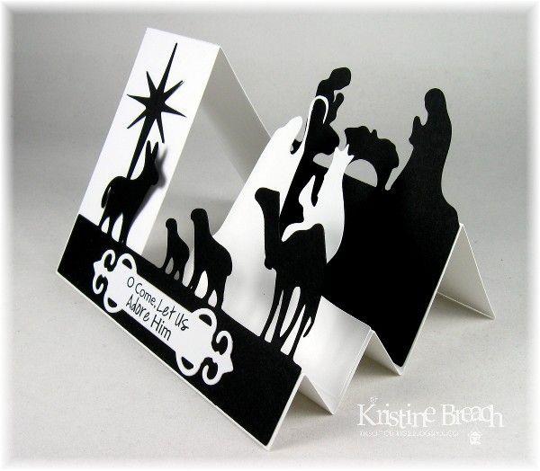 die besten 25 diy nativity cards ideen auf pinterest. Black Bedroom Furniture Sets. Home Design Ideas