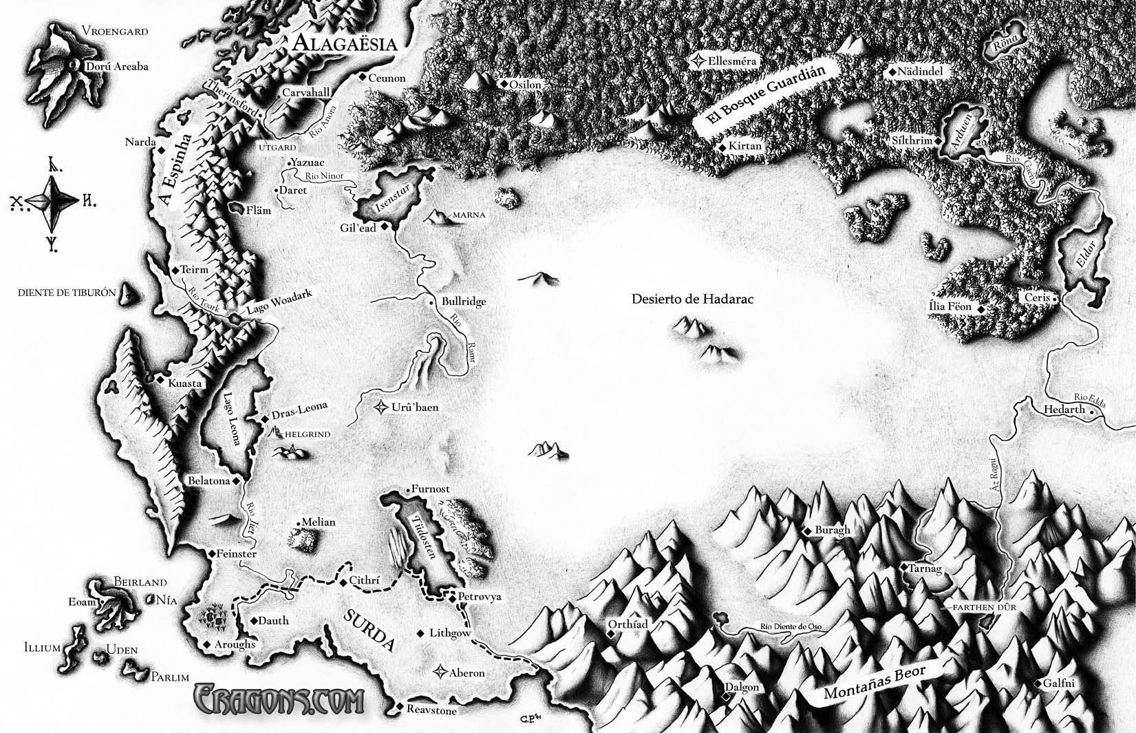 Cool Book Maps Of Fictional Worlds And How To Use Them Fantasie