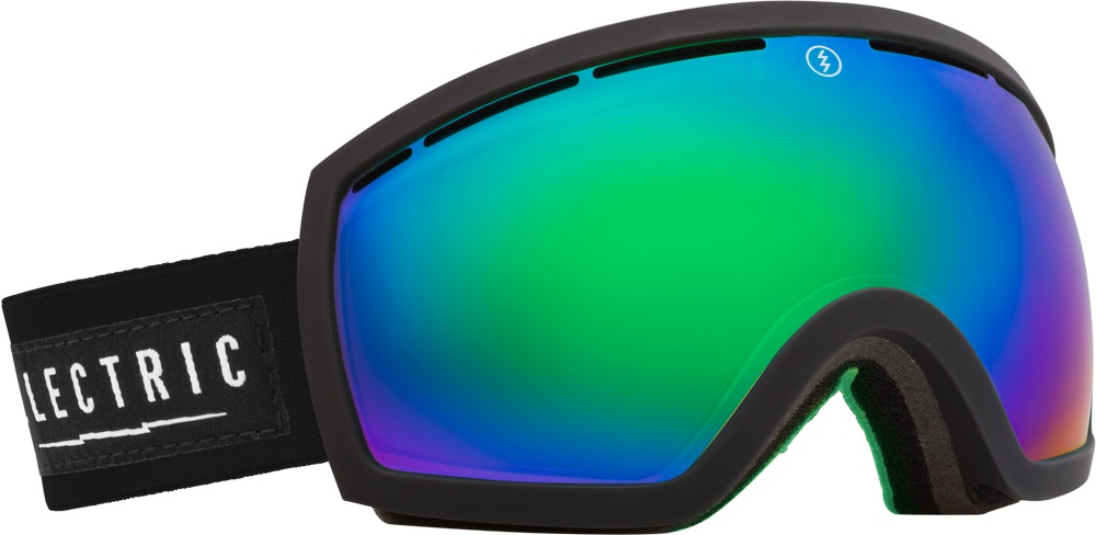 f258083a53e9 Electric EG2.5 Duran +BL Bronze  Green Chrome Goggles