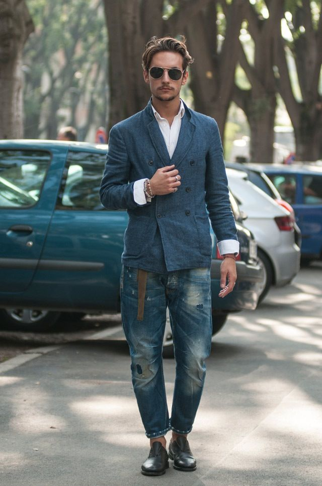 Be Badass in a Cardigan | VERITAS Men's Style Blog | Veritas