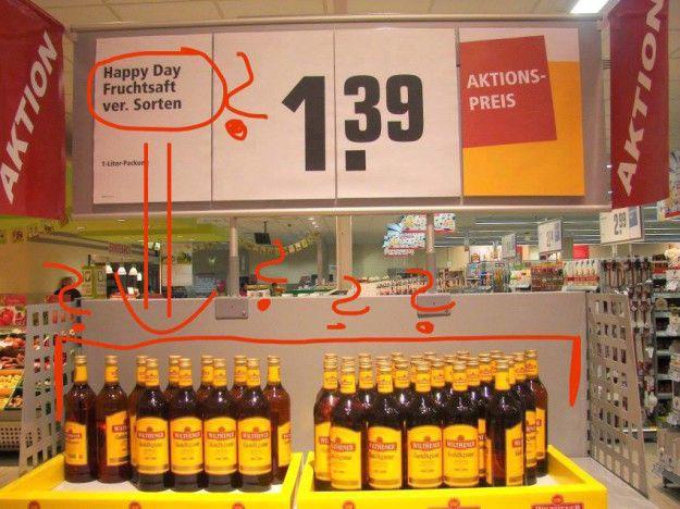 57 Supermarkt Fails Die Die Geschichte Verändert Haben