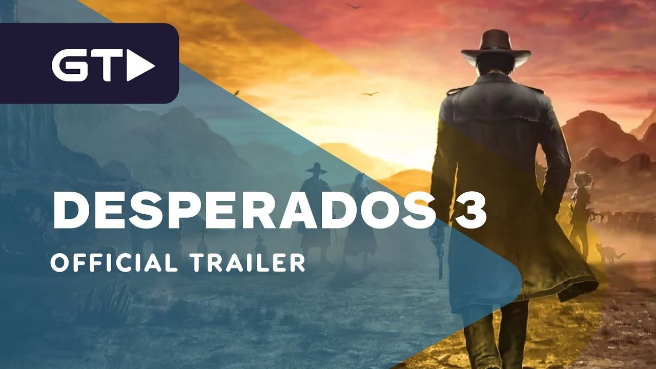 Desperados Iii Official Doctor Mccoy Trailer In 2020 Latest Trailers Trailer Game Trailers