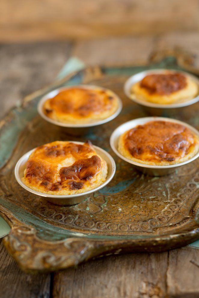 Pasteis de nata so einfach wie creme brulee und ein for Kuchen gewinnspiel