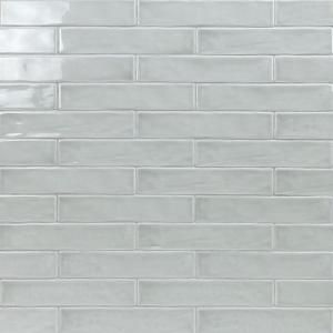 Ivy Hill Tile Newport Gray 2 In X 10 In X 11mm Polished Ceramic Subway Wall Tile 40 Pieces 5 38 Sq Ft Box Ext3rd100439 The Home Depot Bathroom Lighting Design Polish Ceramics Ivy Hill Tile