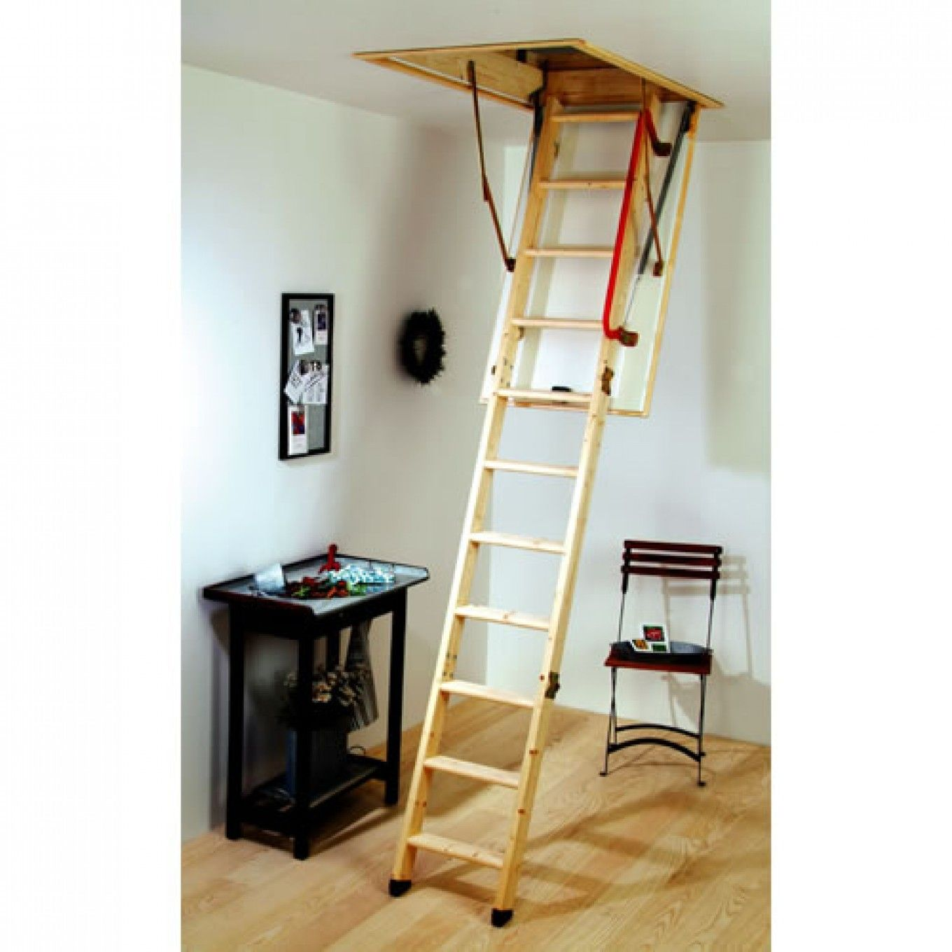 Pull Down Stairs For Loft Youngman Eco S Line Extra Tall Timber Loft Ladder Products I
