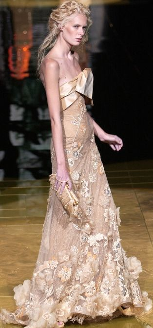 Elie Saab Haute Couture SS 2006, Paris