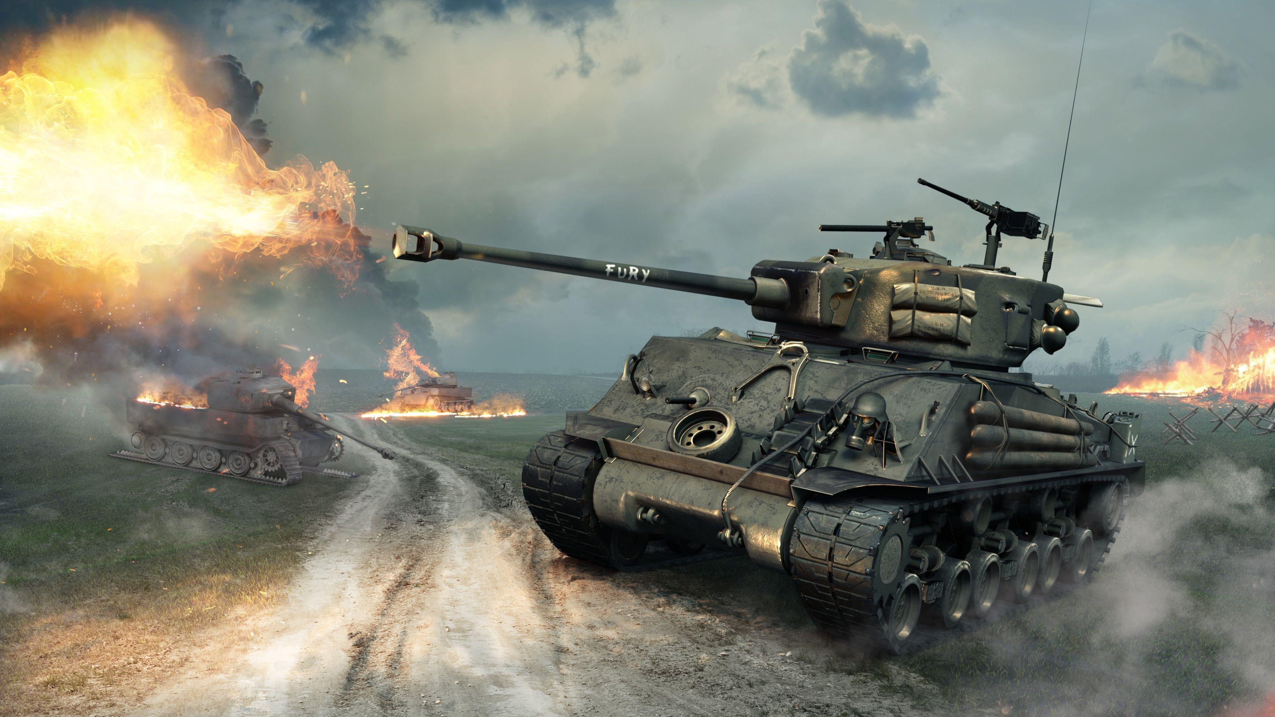 4096x2304 Wallpaper World Of Tanks World Of Tanks Xbox 360