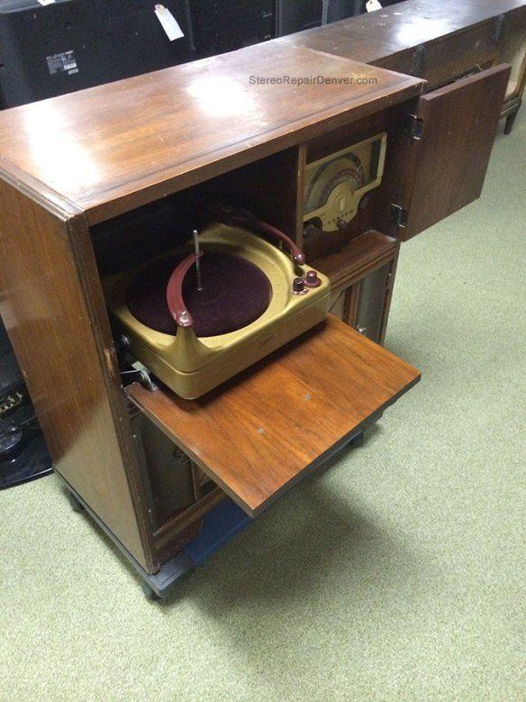 Zenith Vintage Tube Radio Repair Vintage Repair Zenith