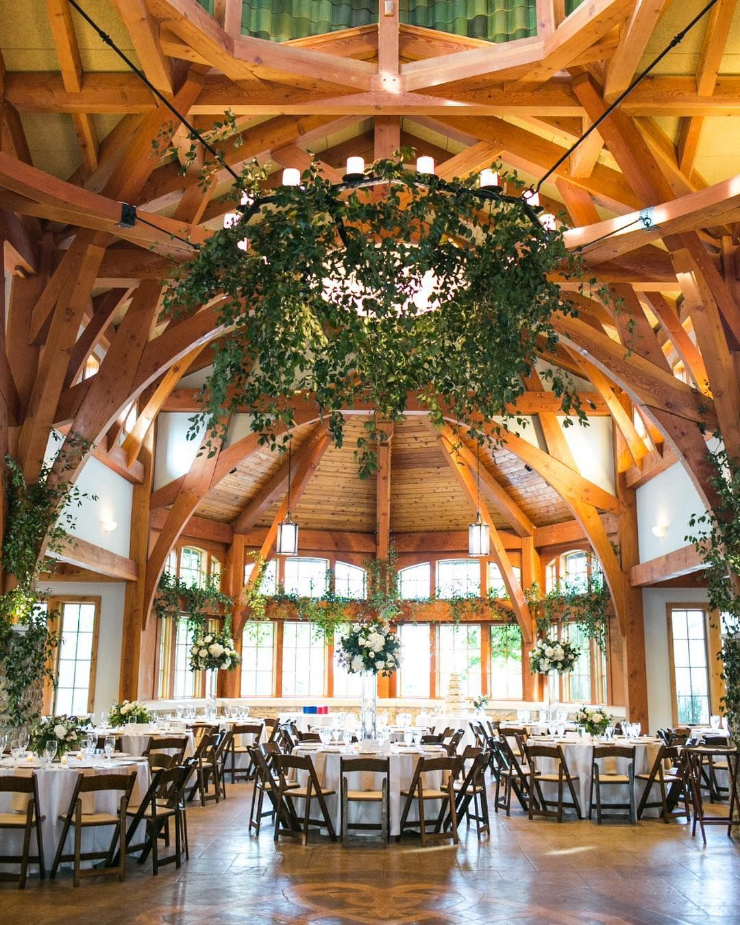 Indoor Wedding Reception Ideas: Melissa Glynn Photography