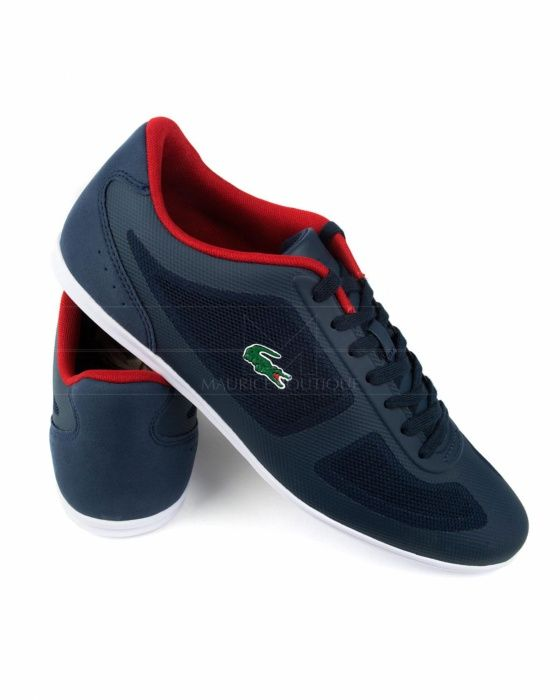 timeless design 52ba7 d4814 Zapatillas Lacoste Azul - Misano Evo   Zapatos-shoes   Pinterest   Lacoste  shoes mens, Lacoste shoes y Lacoste trainers