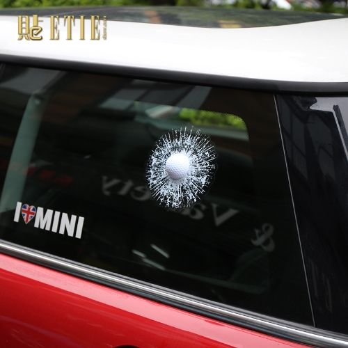 Car Styling Auto Decorations Golf Shatter Window Funny Car - Funny decal stickers for carssticker car window picture more detailed picture about funny car