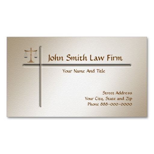 Lawyer attorney business card attorney business cards for Law business cards