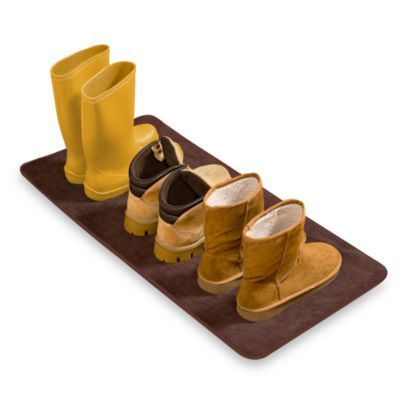 Buy The Original Boot Shoe Mat From Bed Bath Beyond Mud Room