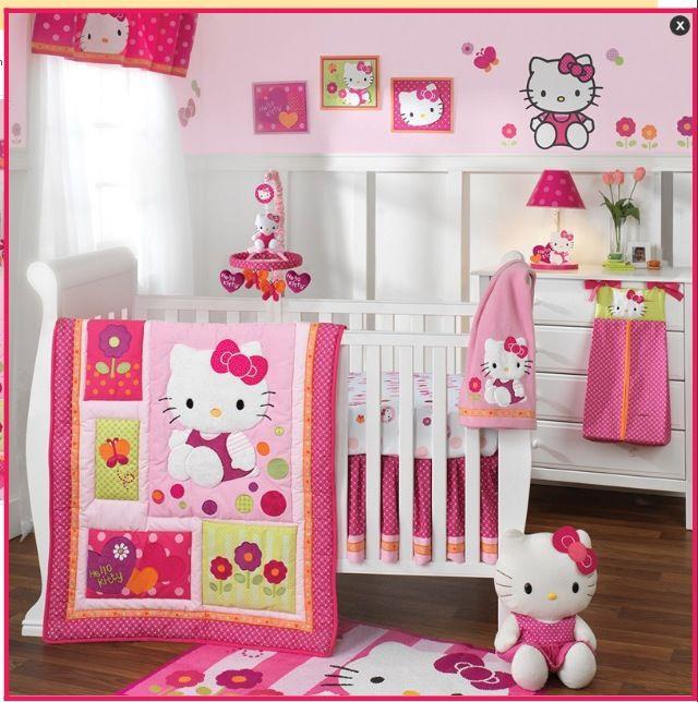 Incroyable Baby Hello Kitty Room