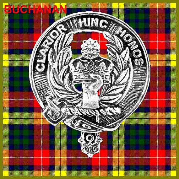 Buchanan clan crest scottish cap badge cb02 badges and for Buchanan clan tattoo