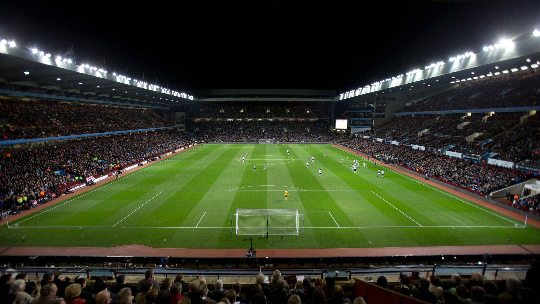 AstonVilla Villa Park Stadium 9ine Aston Villa