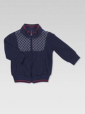 3b2303c32fb86 Gucci Infant s Zip-Front Sweatshirt Everything Baby