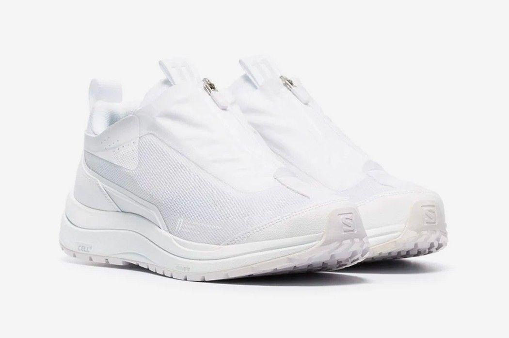 finest selection 40597 605fc Boris Bidjan Saberi & Salomon S/Lab Drop Another Sneaker ...