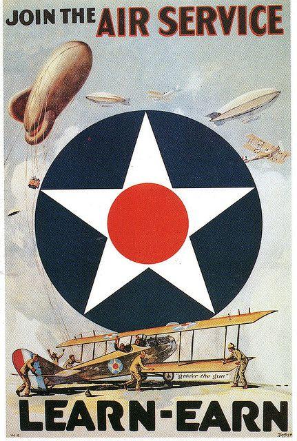 Air Service Postcard   Flickr - Photo Sharing!