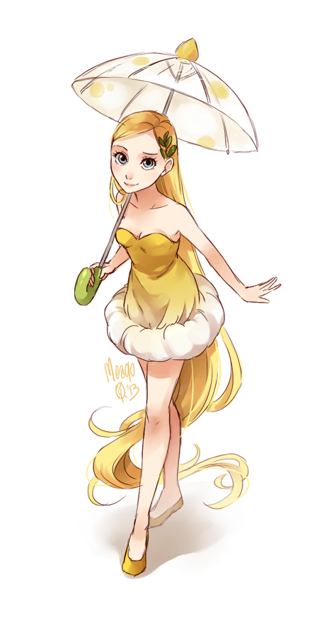 Lemonade Fullbody By Meago On Deviantart Character Art Cartoon Art Character Drawing