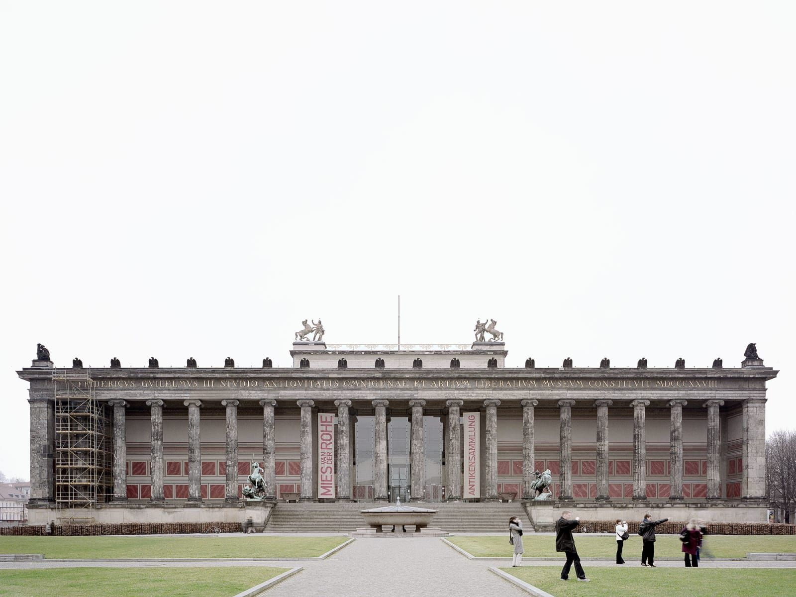 Altes Museum Berlin 1830 Karl Friedrich Schinkel Museum Island Museum Museum Plan