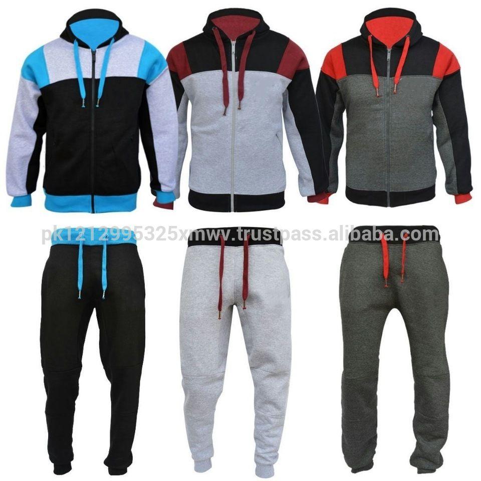 1c94c032 Latest Customized Men Tracksuit / Men Sweatsuit / Custom made Men Jogging  Suit