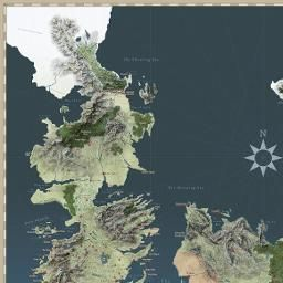 Like Google Earth for Game of Thrones! Interactive Game of Thrones ...